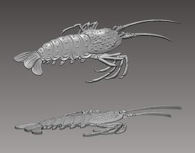 lobster 3D printable model