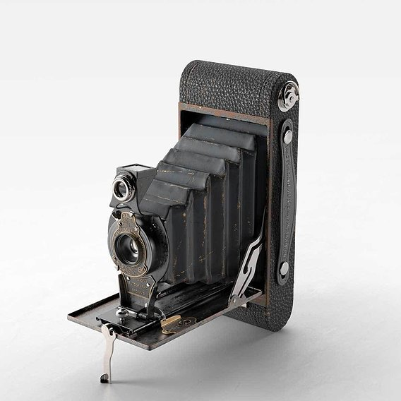 Kodak No.2 Folding Autographic Brownie