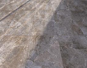 3D model Marble Floor Amazon Grey