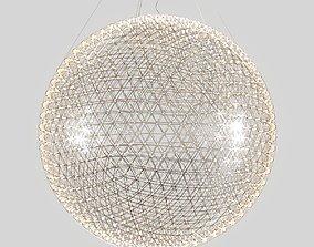 3D model Moooi Raimond R199 Suspended Lamp