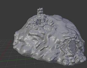 3D printable model shire Halfling Hole 28mm tabletop