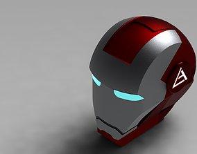 iron man science 3D printable model