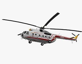 3D model Mi-8T Poland Air Force