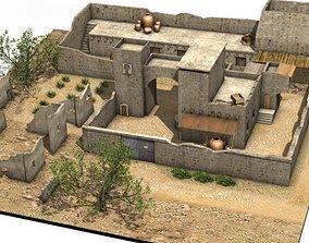Arab Building 3D