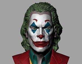 Joker - Joaquin Phoenix Bust 3D print model -