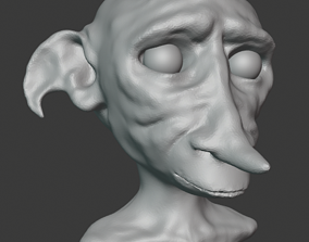 Dobby from Harry Potter 3D print model