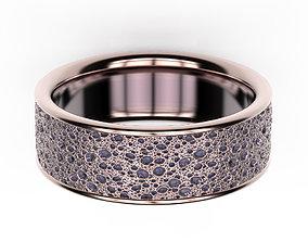 3D print model weddinggold Ring Moonstone