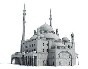Mosque of Muhammad Ali 3D