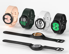 3D Samsung Galaxy Watch 4