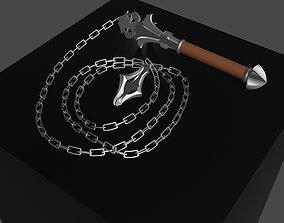 castlevania morning star cosplay 3d print netflix