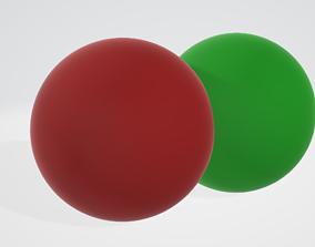 Molecules 3D print model
