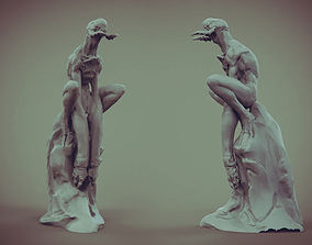 3D printable model Forest Guardian