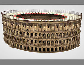 3D asset Coliseum
