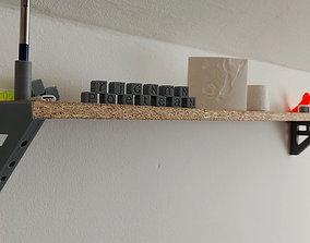 Shelf Bracket 3D printable model