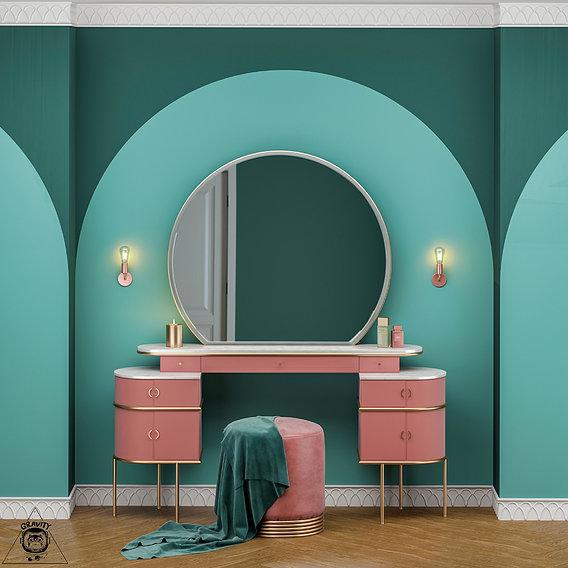 dressing table  Idea 2020