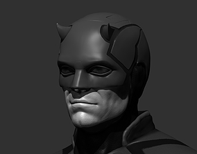 Fake Daredevil - Bullseye Bust 3D printable model