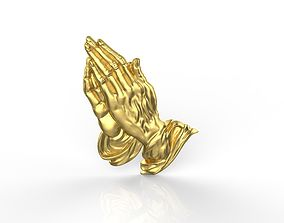 3D printable model Praying Hands