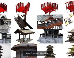 3D Asian Collection