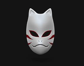 3D asset Anbu Mask - Naruto Anime Kakashi