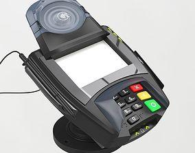 3D model PayJunction smart terminal