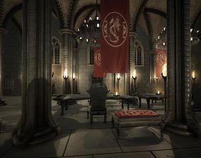 Dragon Castle 3D model
