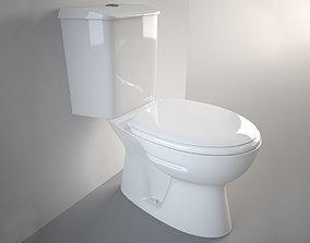 3D model Standard Toilet Carmina