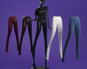 Mannequin 6014 coll 60 leggings 01 3D model