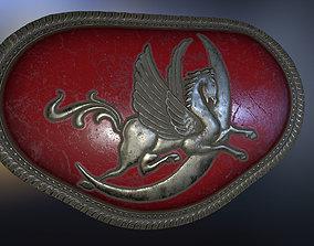 Pegasus 3D asset