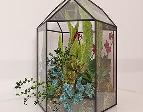 3D model Floriana Plant