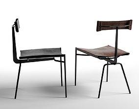 3D VK01 Viking Chair
