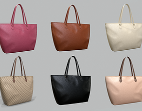 3D Gucci Women Ophidia GG Medium Tote Bag 6 colors Leather