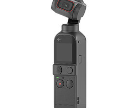 DJI OSMO Pocket 2 3D