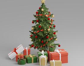 3D model G36 Christmas Tree