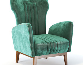 3D model Ottiu Loren Armchair