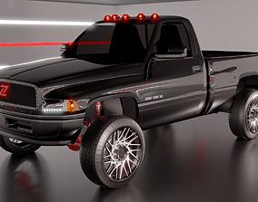 Dodge Ram 1500 Modified 3D