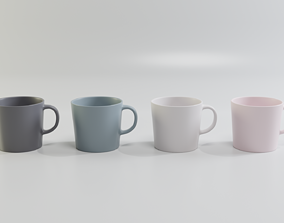 IKEA mugs 3D
