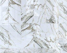 3D model Wall Tiles Museum Macchia Vecchia 60x120 Set 3