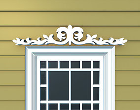 3D model Window Header 3
