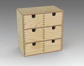 Box Moppe 02 IKEA 3D
