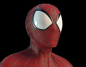 3D print model Spider-Man Faceshell