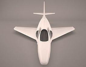 3D Raytheon T-6A Texan