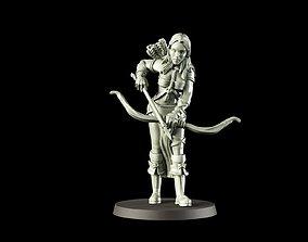 elf archer 3D printable model