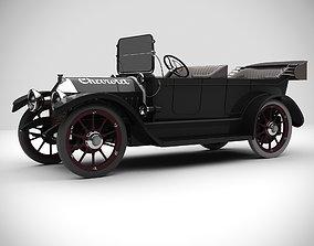 Vintage Antique Car-2 3D model