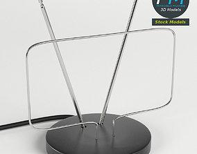 3D PBR Basic indoor antenna