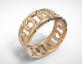 Chain ring 3D print model