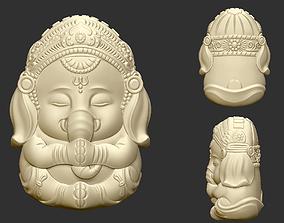 baby ganesha 3D print model