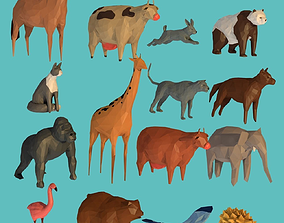 Animal 3D asset