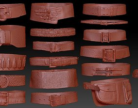 3D 19 Waist Belt Collection