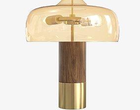 Hartnell table lamp 3D model