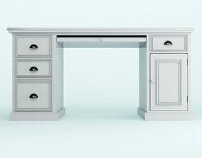 3D Palermo desk